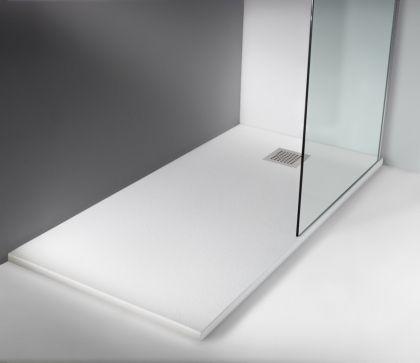 Plato ducha 120x70 blanco pizarra antideslizante precio for Plato ducha pizarra blanco